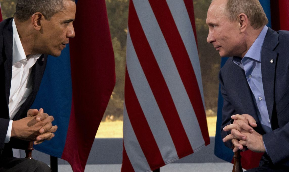 Is Obama's Entire Foreign Policy Going Down in Flames? (II)