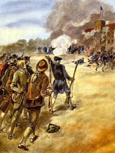 the Shays Rebellion