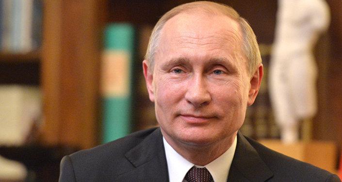 May 27, 2016. Russian President Vladimir Putin during visit to Greece