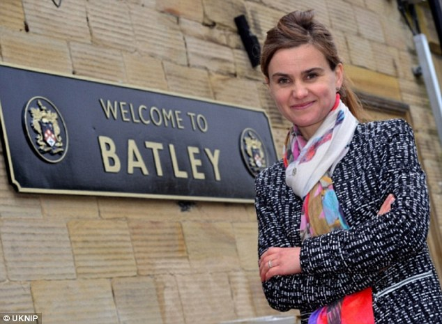 The of mother of two was elected to the seat of Batley and Spen at the last general election in 2015