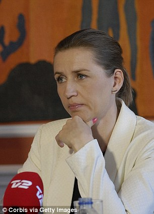 Social Democrat Mette Frederiksen has said the EU is in a deep 'crisis of legitimacy'
