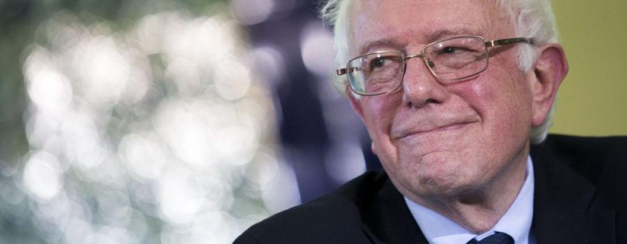 Bernie Sanders wins California primary by a landslide, amid media blackout