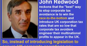 John Redwood tax plan