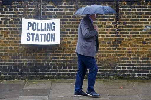 Damp polling station