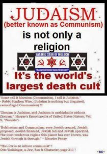 judaism-communism