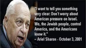sharon-jews-control -america