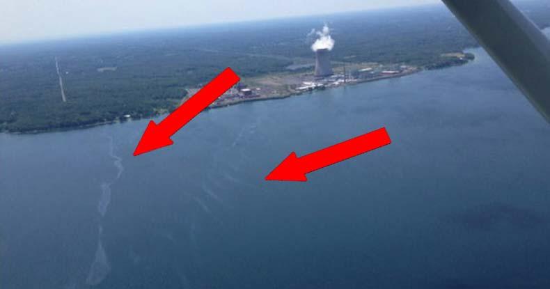 New York Nuclear Power Plant Leak