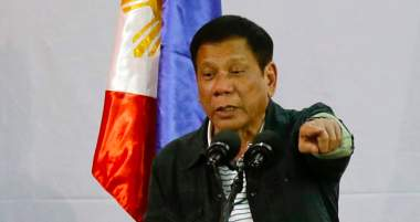 """Philippines Rejects """"Stupid"""" UN Climate Deal; Globalists Freak"""