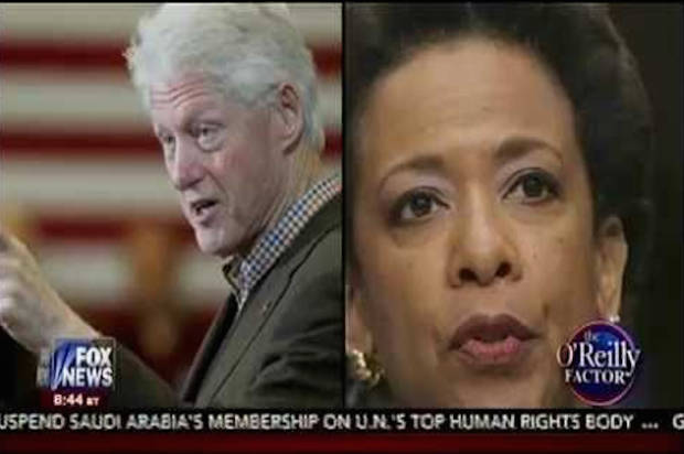 Bill Clinton just made a lot of trouble for Loretta Lynch: Republicans now calling on attorney general to step down after meeting on private jet