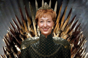 Leadsom-on-Iron-Throne