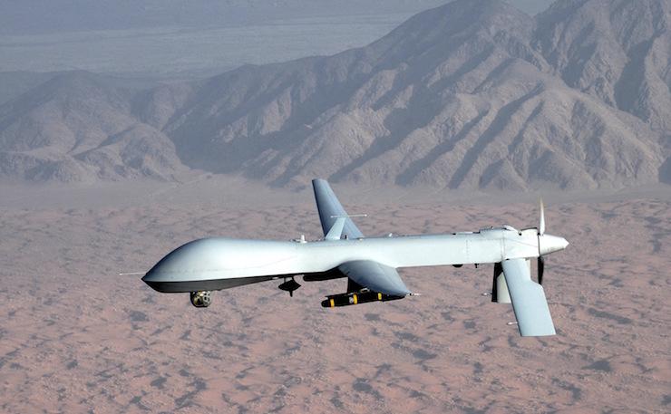 new matilda, drone