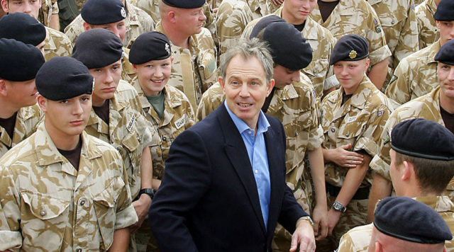 'Military action was not a last resort': Chilcot finally releases Iraq War report