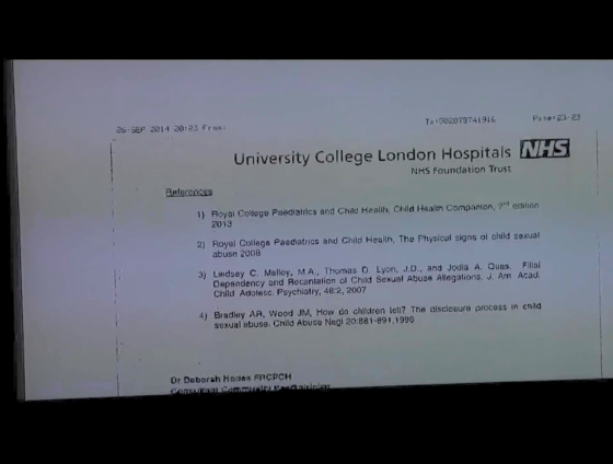 Dr Hodes signature