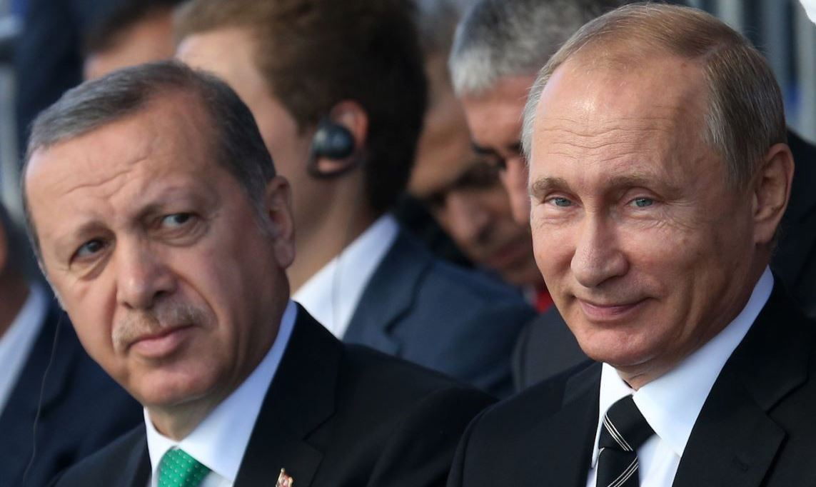 Russia and Turkey to Join Together in War on Terrorists