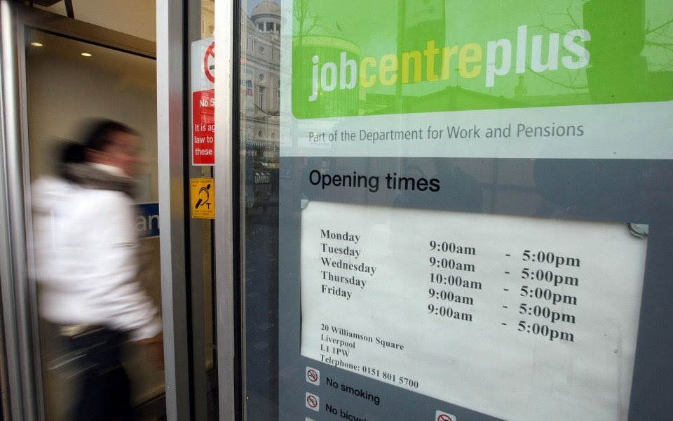 Surge In Unemployment Helps Keep Job Centres Alive