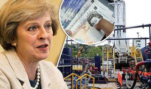 Theresa May's fracking proposal set to give British households £10k bonus