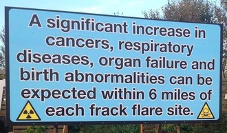 Public Health England: Produce a New Health Report on Fracking