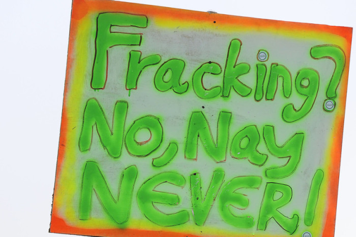 Debate on fracking has its ardent backers on both sides but the dearth of expert reports has curtailed a reasoned public dialogue. Picture: Michael Gillen