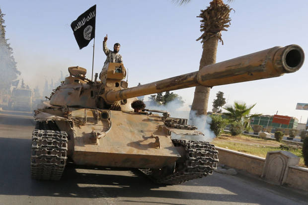 """Israeli think tank: Don't destroy ISIS; it's a """"useful tool"""" against Iran, Hezbollah, Syria"""