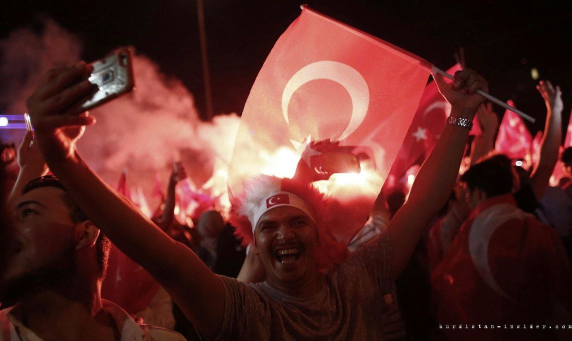 Turkish coup attempt linked to US