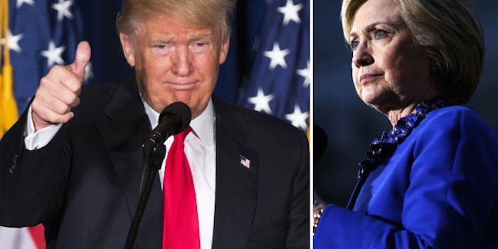 Trump Surges Ahead Of Clinton In The Polls Amid Media Blackout | Your NewsWire