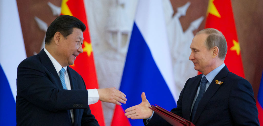 Image result for New Russia-China-Iran Alliance Could Push the US out of Much of the Middle East