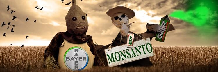 Risultati immagini per NWO, Monsanto, bayer