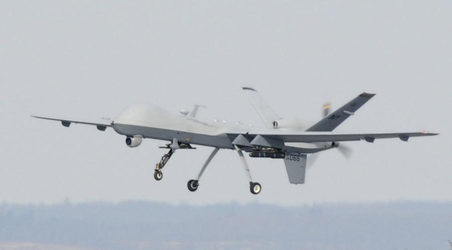 MQ-9 Reaper drone © U.S. Air Force / Tech. Sgt. Ricky Best