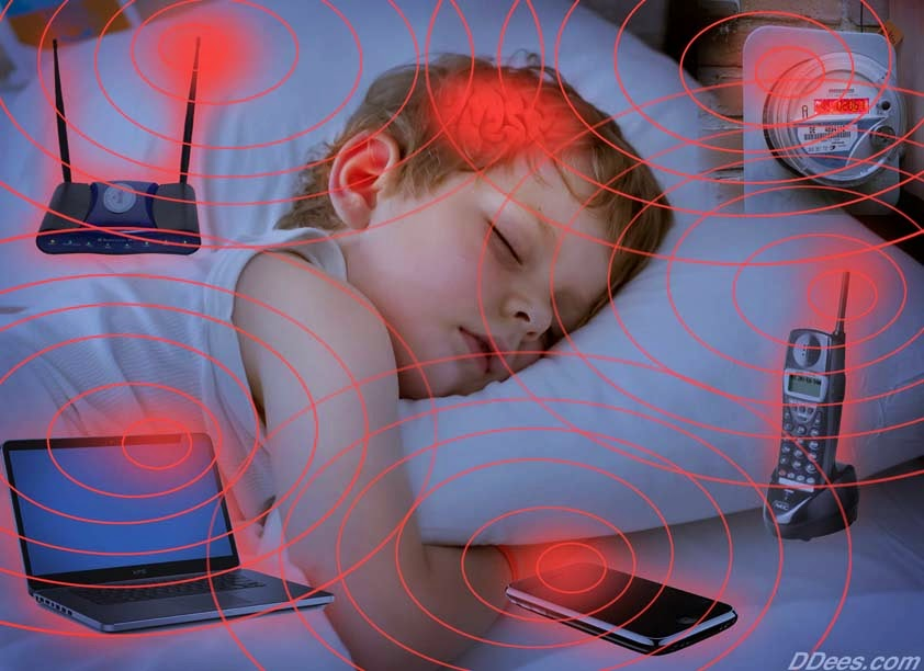 Video: How WiFi & other EMFs Cause Biological Harm