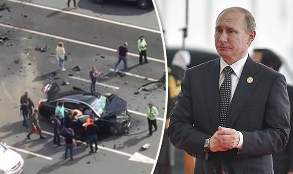 Image result for Putin's Chauffeur dead