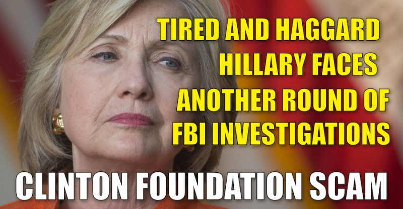 Image result for Clinton Foundation Scam