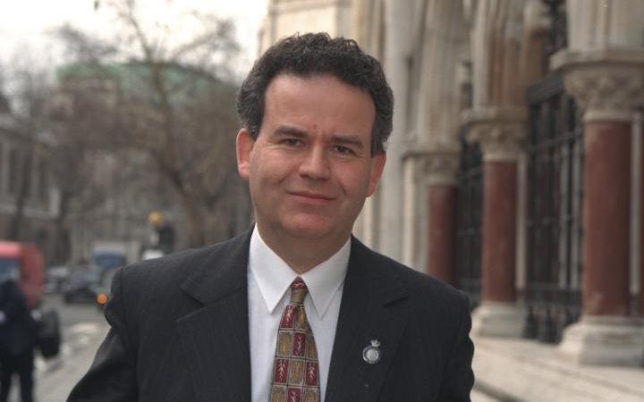 Julian Lewis MP