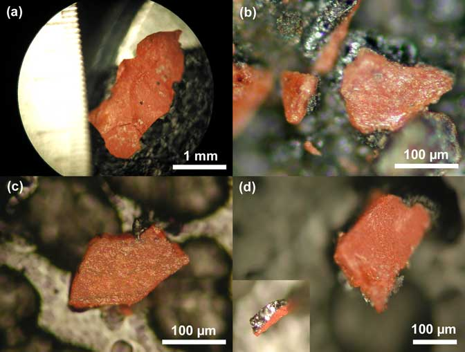 Image result for Nanothermite chips found in the WTC dust