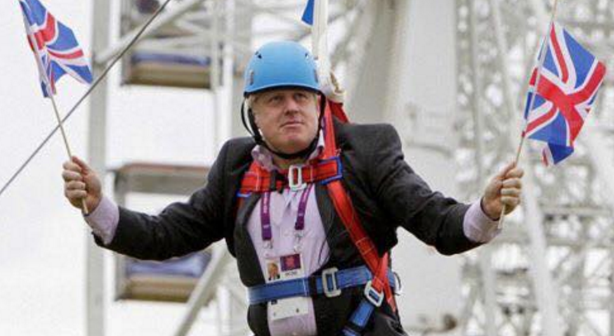 Image result for How becoming British Foreign Secretary made Boris Johnson flip on Syria