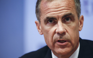 Corrupt bankers represent a threat not only to those they directly rip off but also potentially the entire global financial system, the Governor of the Bank of England has warned.