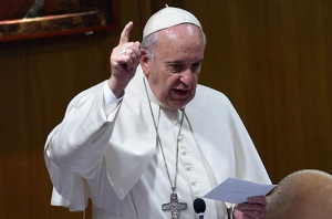 We have already seen what the New World Order has done with Islam. As Pope Francis says, they have used it to foment a crisis, a clash of civilisations