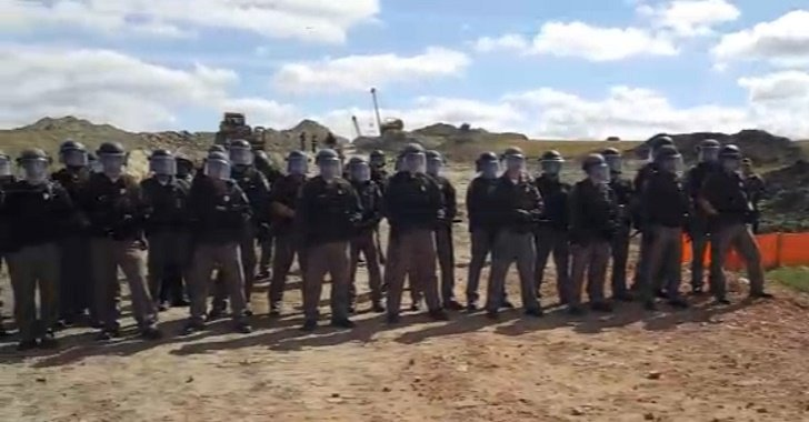 dakota-arrests