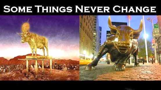 Image result for The American Golden Calf