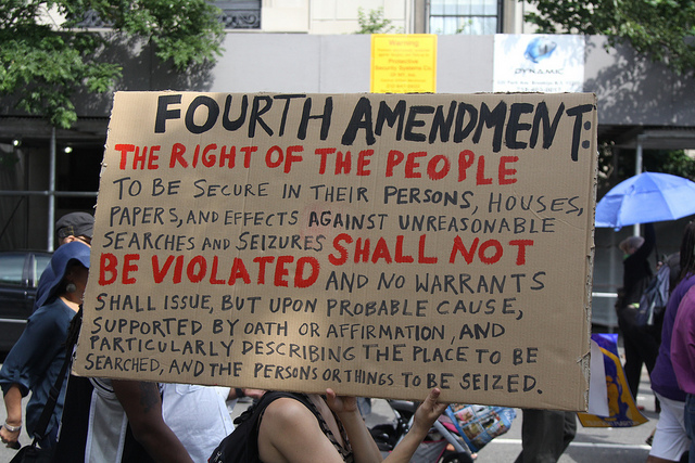 Image result for 4th Amendment