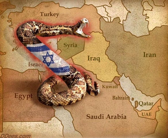 MIDDLE EAST israel iraq syria