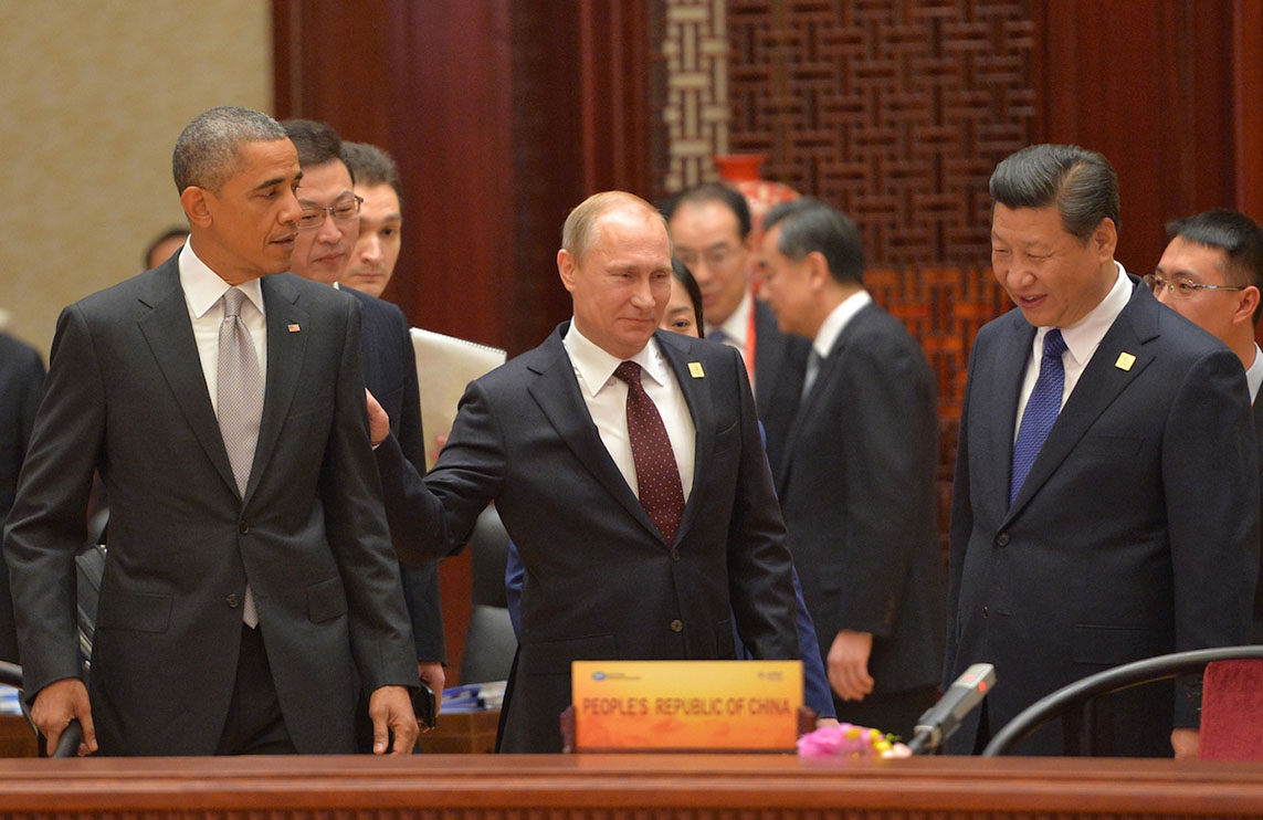 Moscow, Beijing and Washington: A Complicated Triangle
