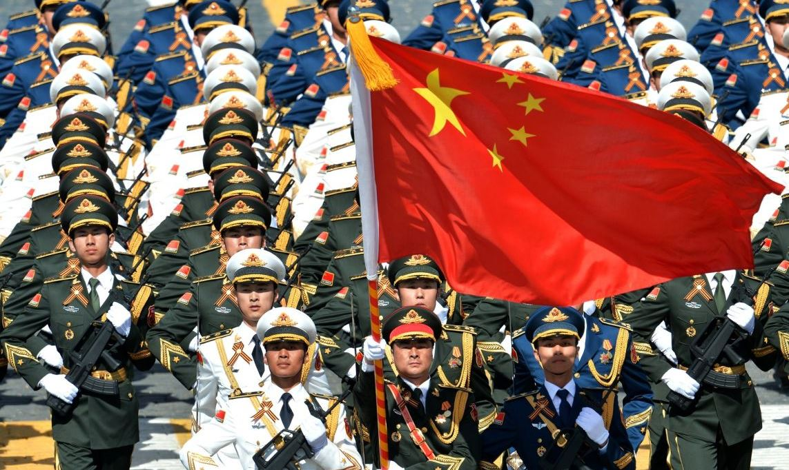 China Joins Russia in Syria: Shaping New Anti-Terrorist Alliance