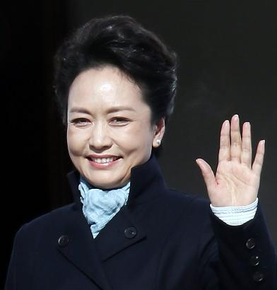 "China's ""First Lady"" Peng Liyuan"