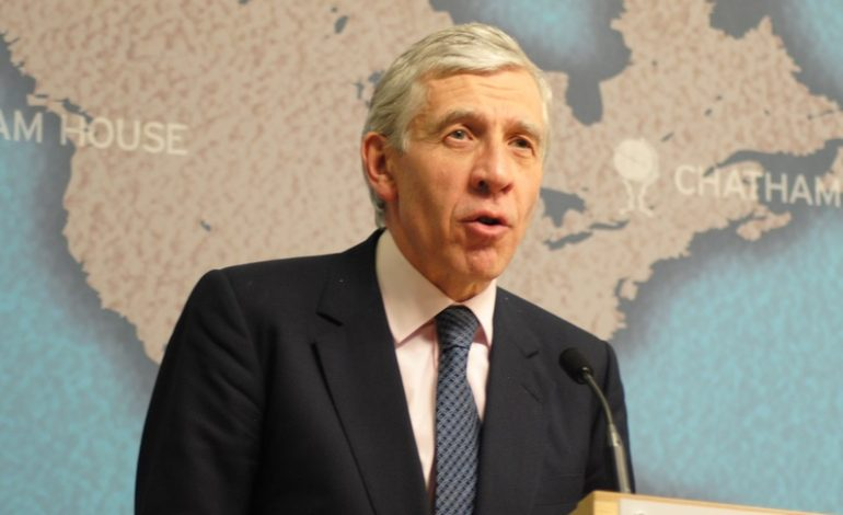 New email leaks reveal Jack Straw was very grateful for Brexit, and for the most disgusting reason