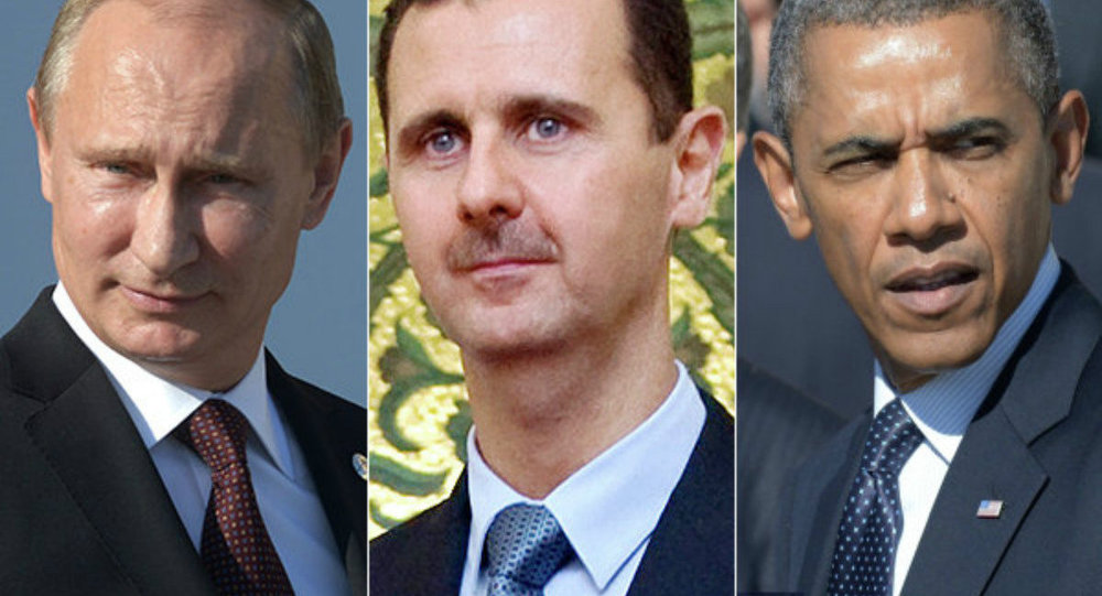 Image result for Intractable US/Russia Agendas in Syria