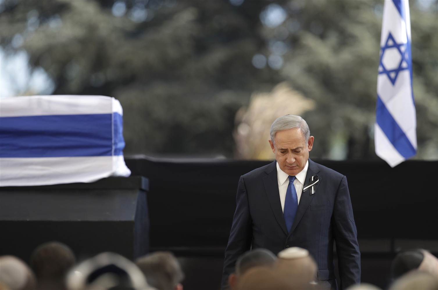 Image result for shimon peres funeral