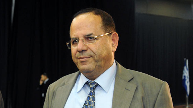 Deputy Minister Ayoob Kara (Photo: Yaron Brenner)