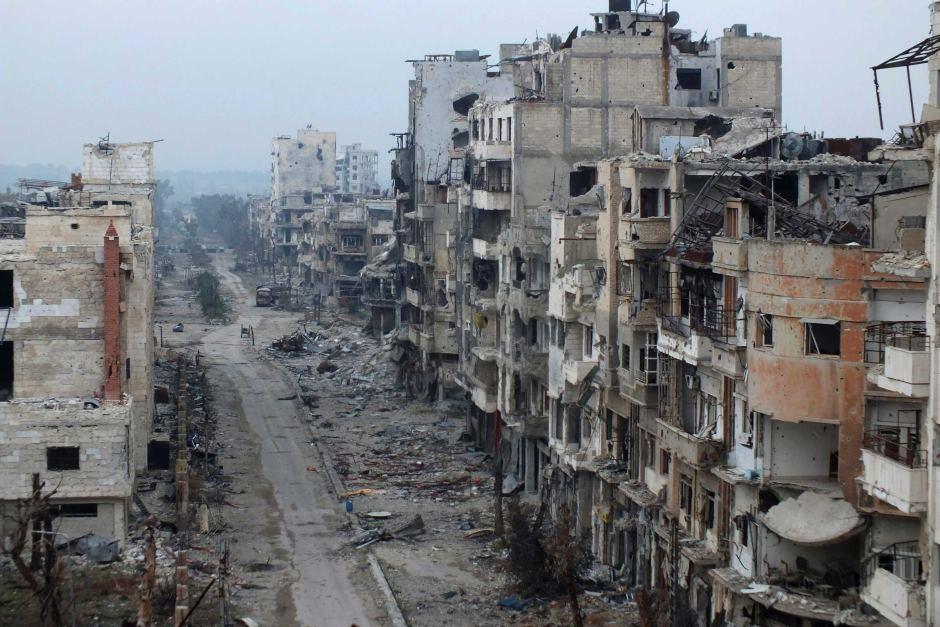 Image result for aleppo war