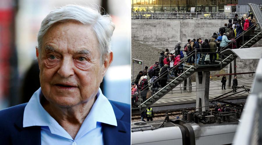 Business magnate George Soros © Luke MacGregor, Johan Nilsson