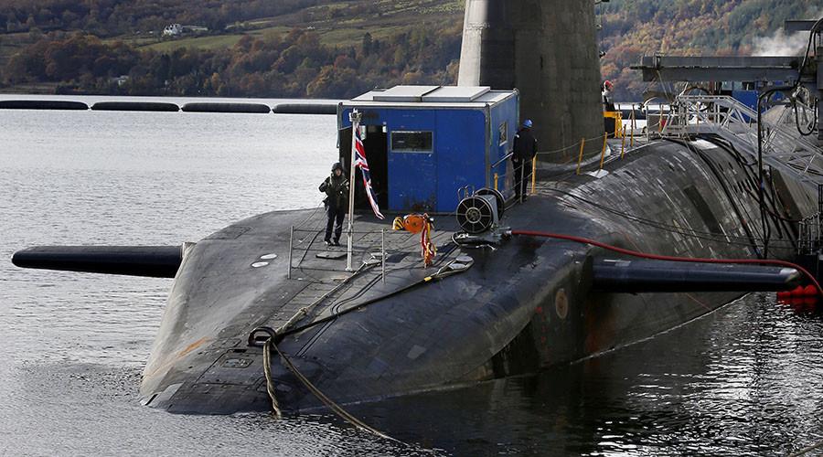 HMS Victorious. ©Danny Lawson